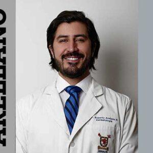 Consulta dermatologia Dr. Roberto Arellano